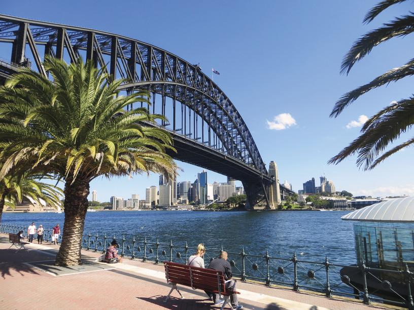 A visit Down Under is not complete without a trip to the Sydney Harbour Bridge and the Opera House  to truly appreciate its grand size and exquisite location on Sydney Harbour