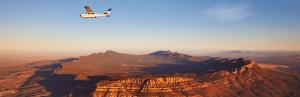 Scenic flight Wilpena Pound